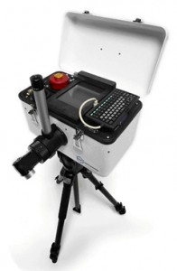 Portable FT-IR Spectrometer